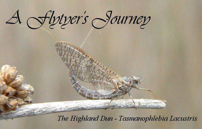 A Flytyer's Journey