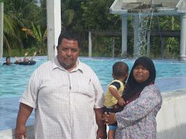 Amin Homestay @ tg. Karang ( ADA  Kolam Renang )