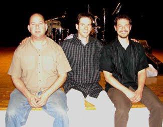 The Joel Yennior Trio – Big City Circus (2010)
