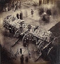 Las barricadas de la Comuna