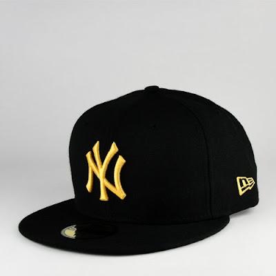 New York Yankees Gold logo