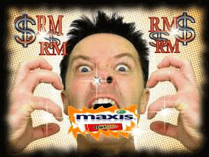 Maxis Hilang Akal