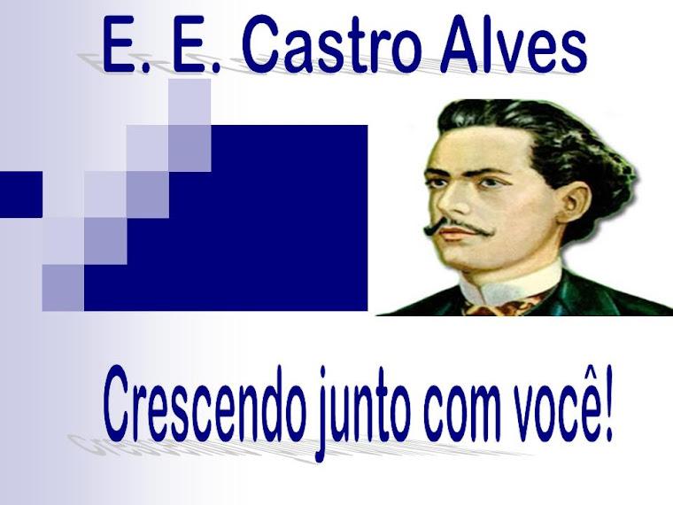 * Escola Estadual Castro Alves *