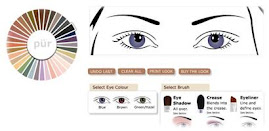 Virtual Eye Make-Up App