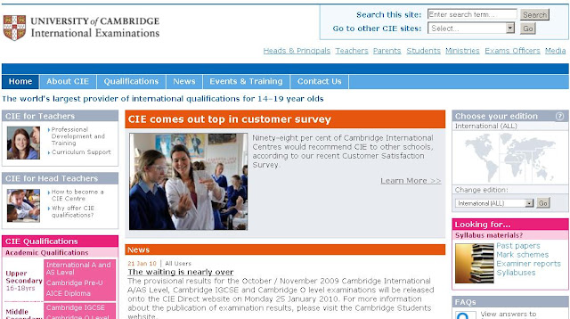 Cie.org.uk Teachers, Syllabus & results - Cie Direct Past papers
