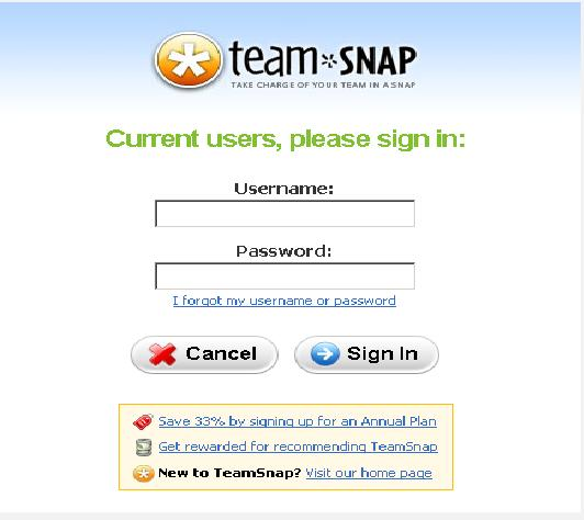 TeamSnap - Login To www.teamsnap.com - Manage Game and Event Schedules