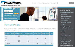 PSNC Energy Bill Pay Service - Online Bill Payment
