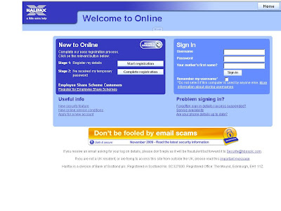 Halifax Login Online Page - halifax-online.co.uk Sign in