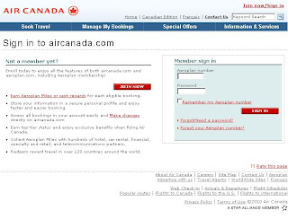 Air canada Ticket Booking Guide: How to make online Reservation?