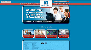 Colonial Bank Online Banking User Guide