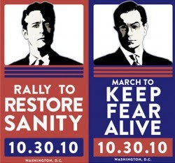 Rally to Restore Sanity Schedule of Events Revealed