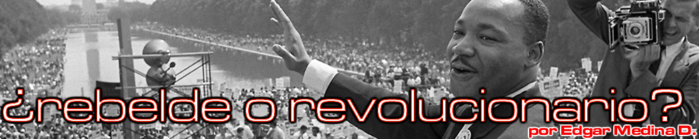 ¿Rebelde o revolucionario?