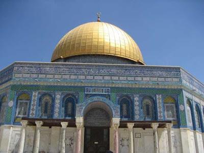 Dome of the Rock Solomon's seal