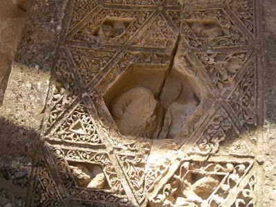 Baalbeck Bust-2 Hexagram