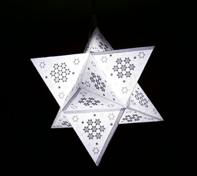 Star of David Lampshades Next Model