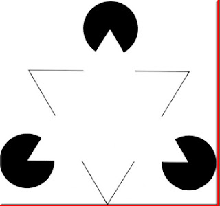 Optical Illusion hexagram