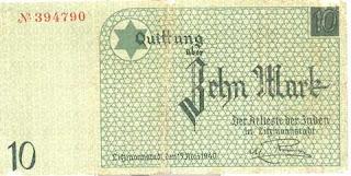 כסף יהודי גטו