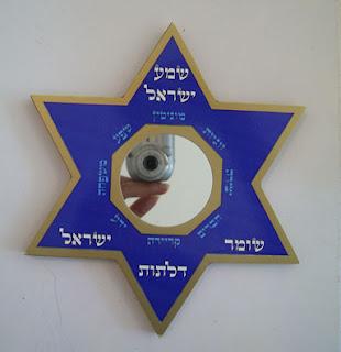 שומר דלתות ישראל מגן דוד