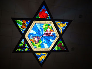 Star of David Lampshades, Israeli ART