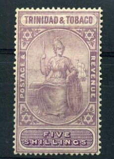 Trinidad and the hexagram Postage Stamp