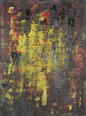 אמנות ישראלית טלאי צהוב,