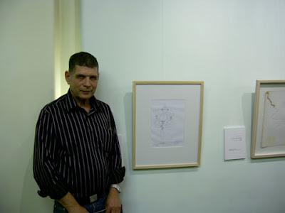 Israeli artist Star of David
