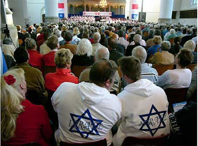 Christians for Israel magen david