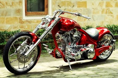modified harley davidson