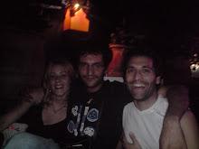 Con amigos en el Festival 2010 Córdoba