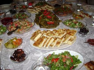 iftar+sofras%C4%B1 ender saraç örnek ramazan menüsü *