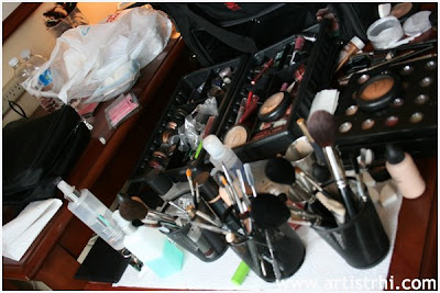 Makeup Artist Tips on Artist Tip   Tips For Aspiring Make Up Artists  Building Your Kit