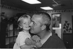Kimbell and Daddy