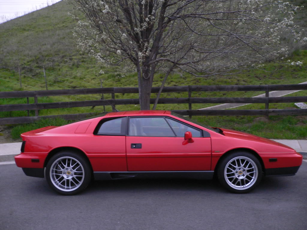 2004 lotus esprit sale
