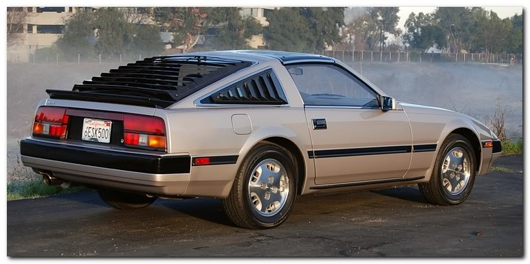 Nissan Baton Rouge >> Which 1980's American cars could be considered classics ...