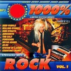 1000% Rock - Vol.1