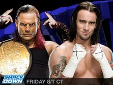 PROXIMO MATCH:JEFF HARDY WHC VS CM PUNK ????