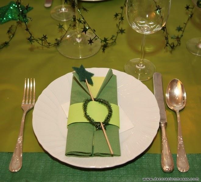 Decoracion de mesas mesa navidad 5 - Decoracion mesa de navidad ...