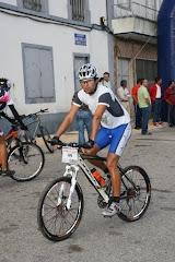 Soujovem Bike Team corre contra o cancro