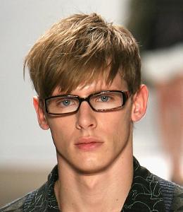mens hairstyles short sides long fringe