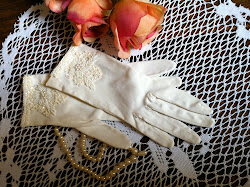 Beautiful Tea Gloves