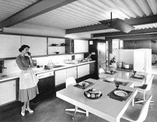 Eichler Homes: Real Imagined And For Sale