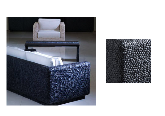 If It's Hip, It's Here: Product Pick Of the Week: Maluka Pebble Sofas