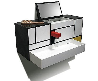 Daily Update Interior House Design Mondrian Madness In