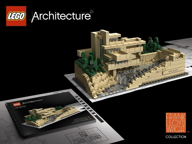 If it 39 s hip it 39 s here archives new lego architecture series by ad - Lego architecture maison blanche ...