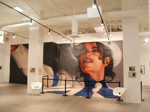 The best the worst the weirdest art inspired by michael for Jackson 5 mural