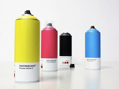 Pantone Spray Paint Chart