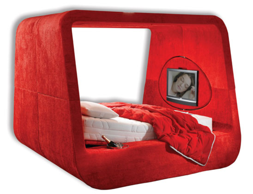If it 39 s hip it 39 s here archives karim rashid 39 s for Exclusive beds