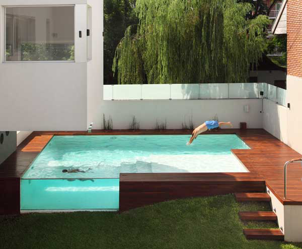 Cool Pool Swimming At The Casa Devoto Devoto House In Argentina