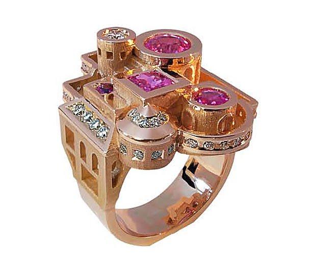 Audet Philippe Paris Ring