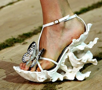 McQueen Spring 2011 RTW Shoes